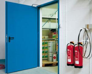 drzwi przeciwpożarowe producent