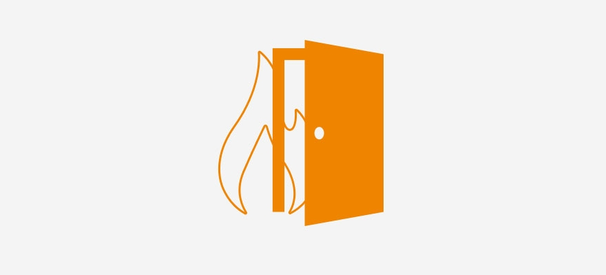 Wymagania dotyczące drzwi przeciwpożarowych