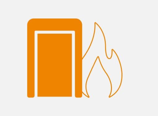 Kurtyny przeciwpożarowe- najważniejsze wyznaczniki i sposób działania.
